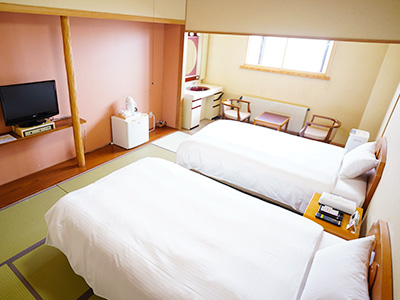 お部屋(和室・洋室)