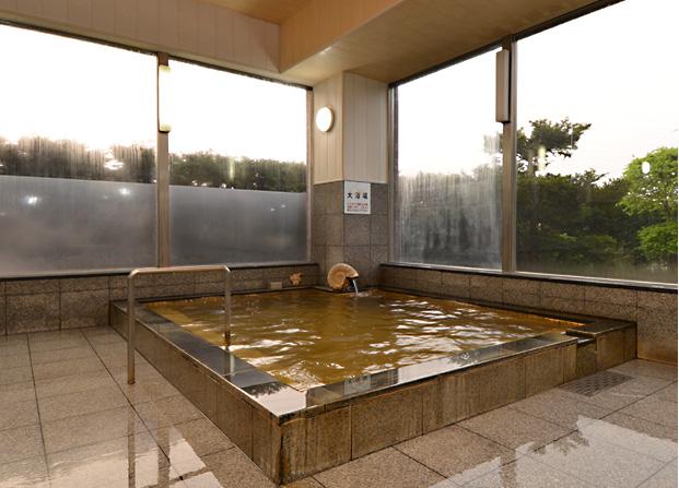植物性天然モール温泉